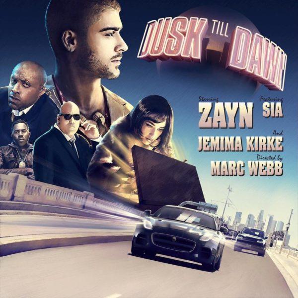 ZAYN - Dusk Till Dawn ft. Sia